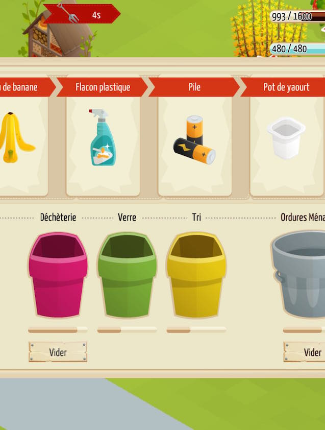 Triez vos déchets