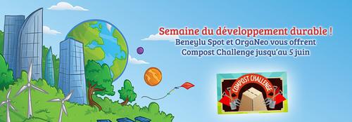 promo Compost Challenge Beneylu